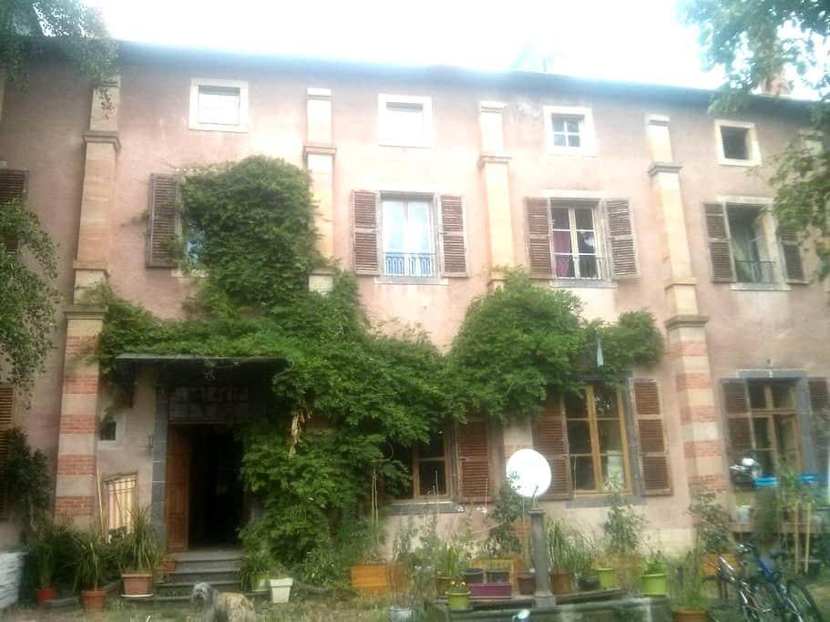 Habitacion en antiguo monasterio en renovacion - Saint-Amant-Tallende - Ev