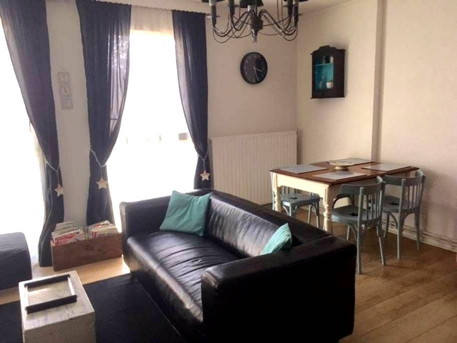 2 bedroomed Flat in Lens centrum - Lens - Departamento