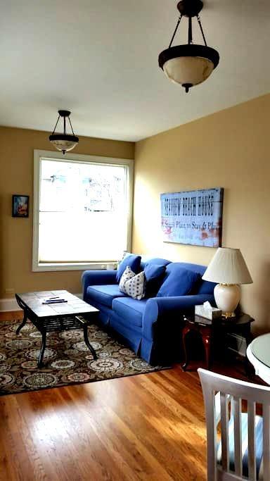 Michiana Apartment #1 - South Haven - Leilighet