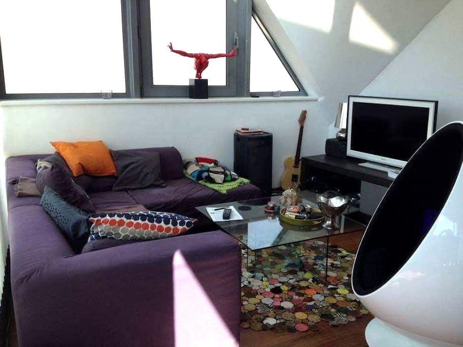 The appartement - Nivelles - Loft
