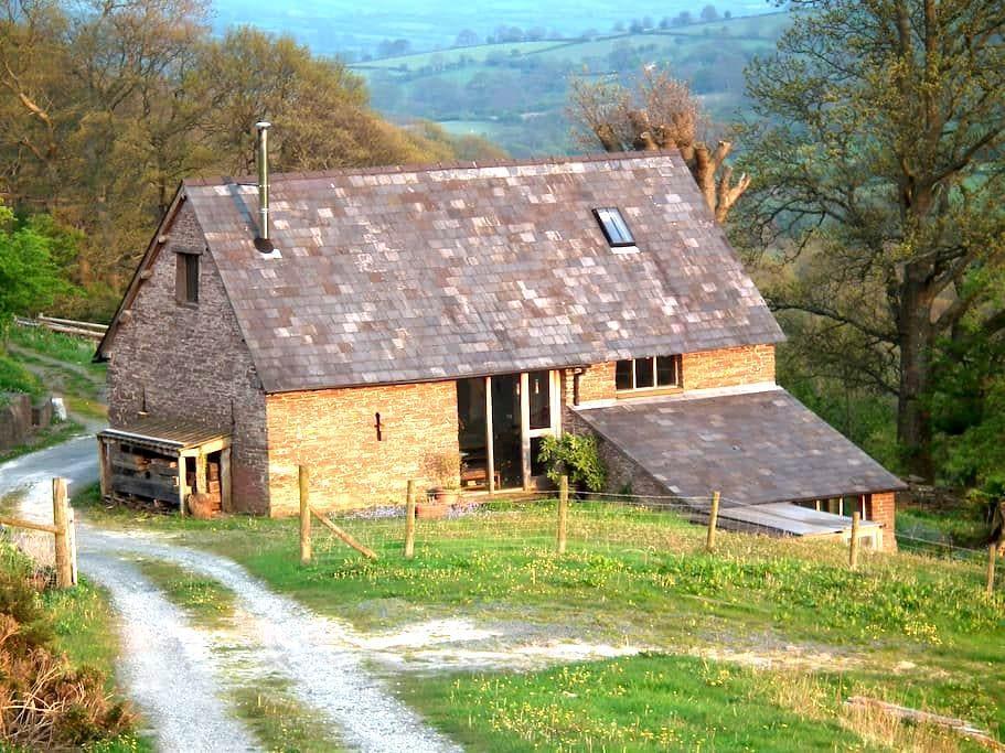 Ty'r Olchon : Brecon Beacons : Gorgeous Views - Longtown - Hus