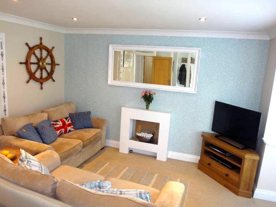 A sea side break location - Bournemouth - Appartement