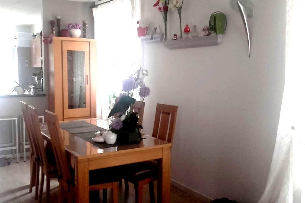 Bel appartement de 80m² proche de Montbéliard - Audincourt - Apartamento
