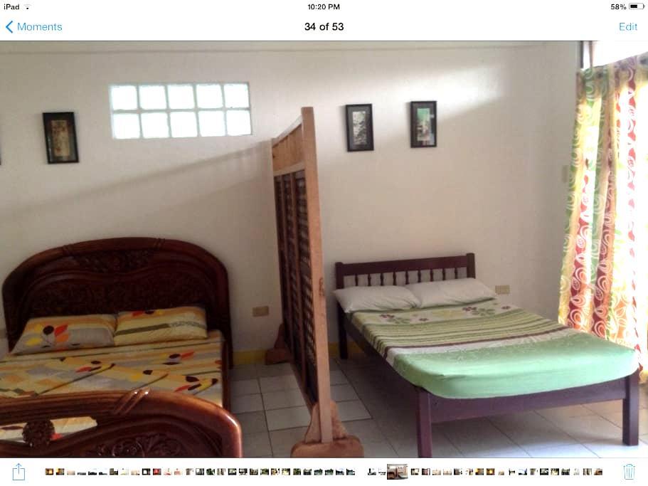 La Vista Pagsanjan Falls Tour >Roof top Rm wView - Pagsanjan - Lägenhet