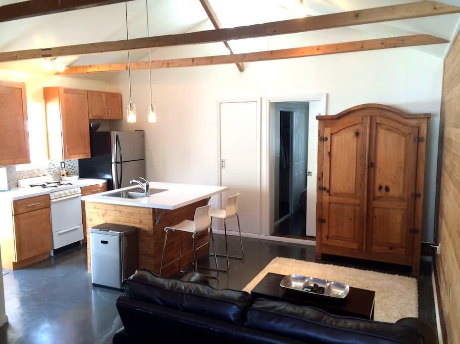 Ultra contemporary guest house - Los Angeles - Casa