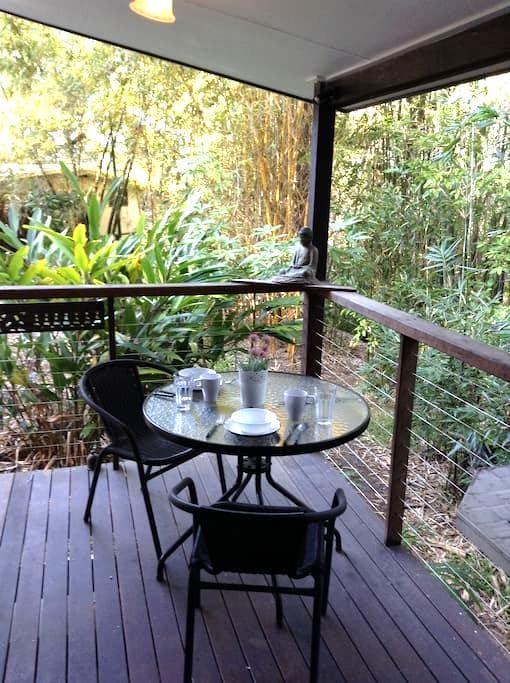Bush Garden Studio, (& 15min to beach) - Rosemount - Cabane