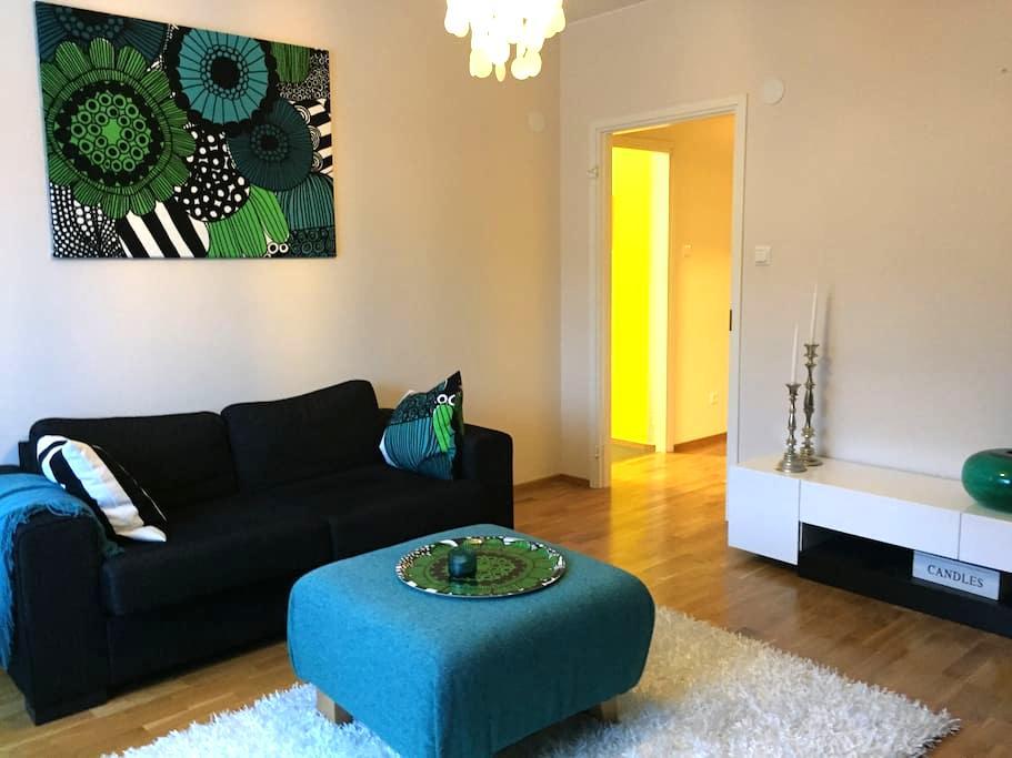 Keskustakaksio - Lahti - Wohnung