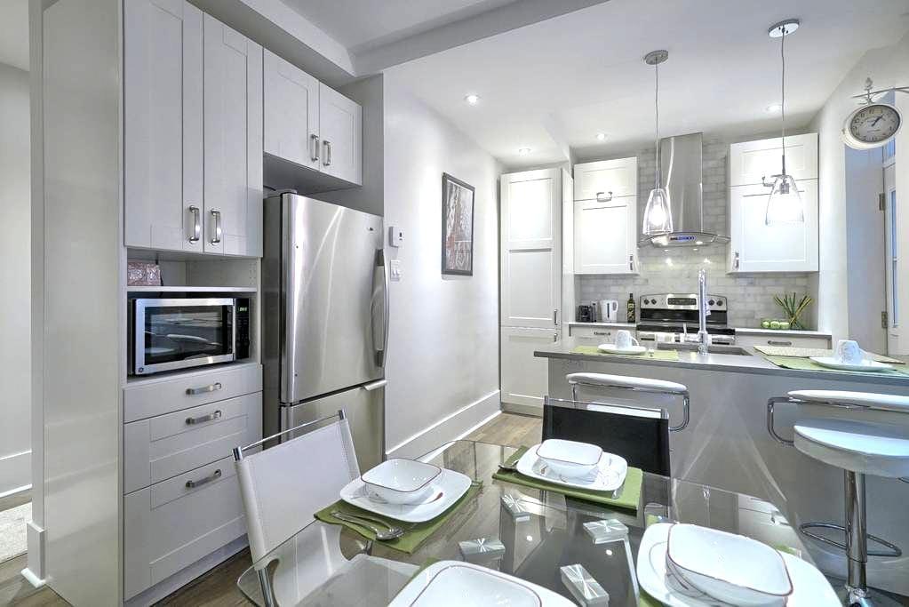 Neuf, confortable et sécuritaire - Montréal - Apartament