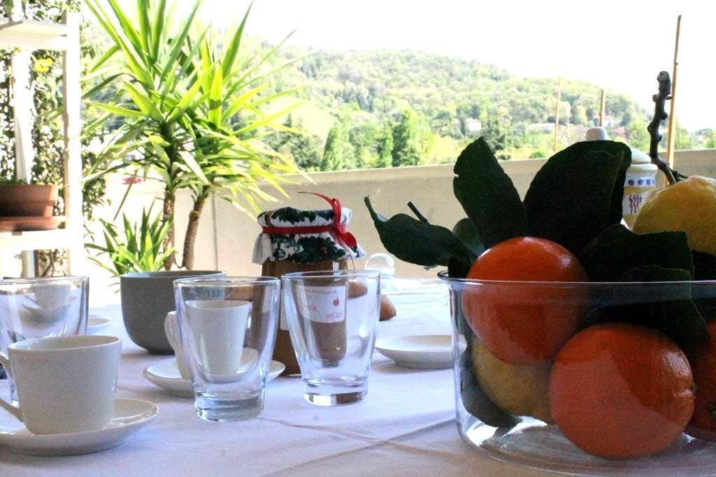 Albaluce B&B - Bergamo - Appartement
