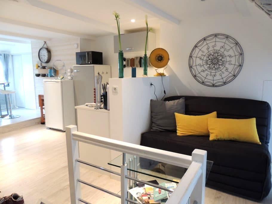 Charmant Duplex - Dinan - Apartamento
