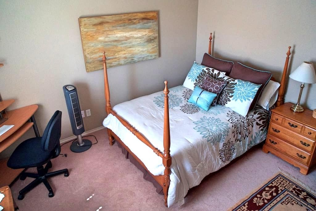 Spacious, clean, comfortable rooms! - Fort Worth - Talo