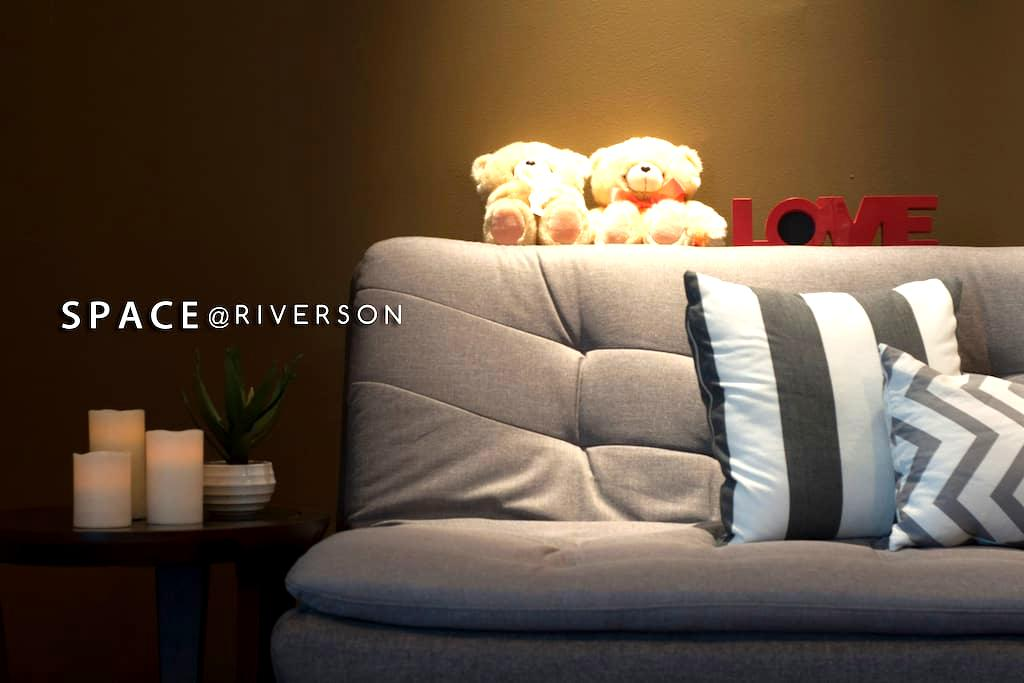 SPACE @ Riverson 1.0 - Kota Kinabalu - Apartment