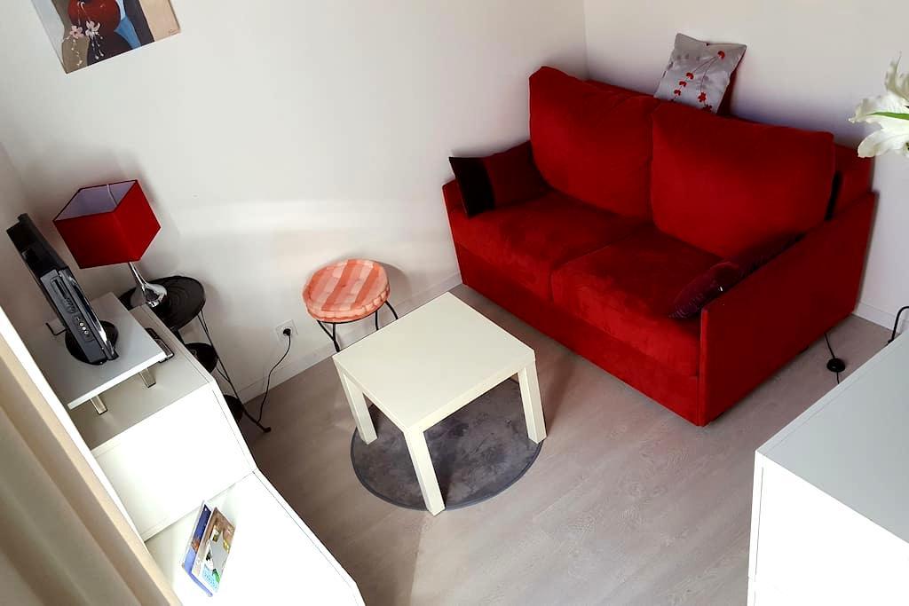 Appartement cosy dans rue piétonne du centre ville - Cognac - Apartemen