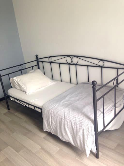Chambre à louer dans un appartement - Villeneuve D'ascq - Leilighet