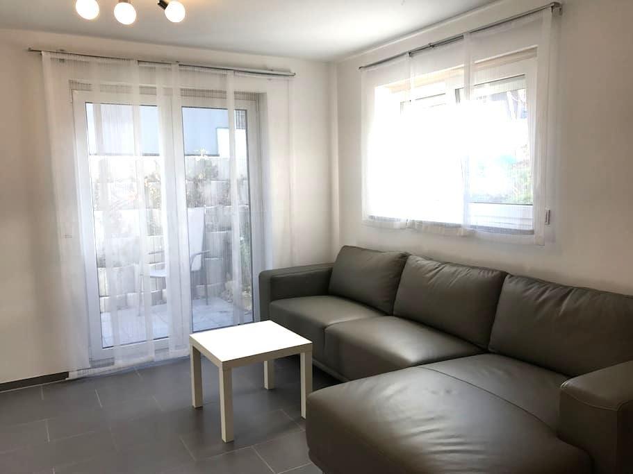 2-Zimmer Einliegerwohnung - Jettingen - 公寓