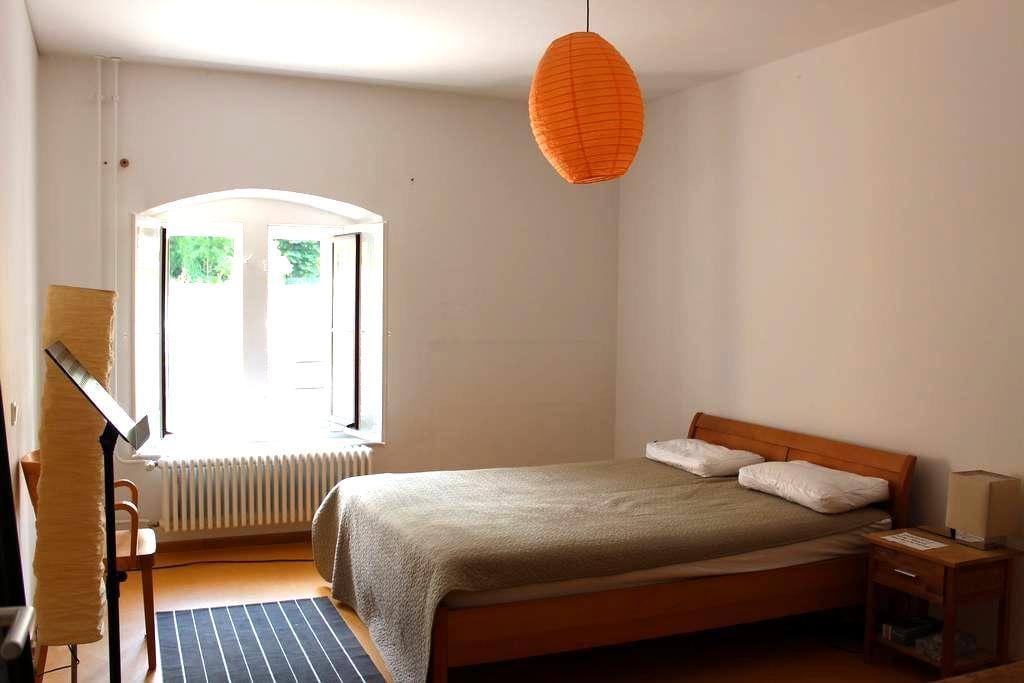 nice room for 1 or 2 persons - Regensburg - Leilighet