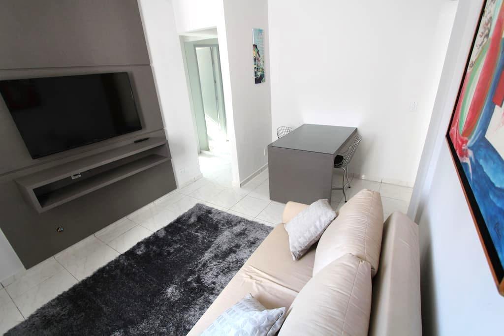 Luxuoso e confortável apto melhor local de Goiânia - Goiânia - Квартира