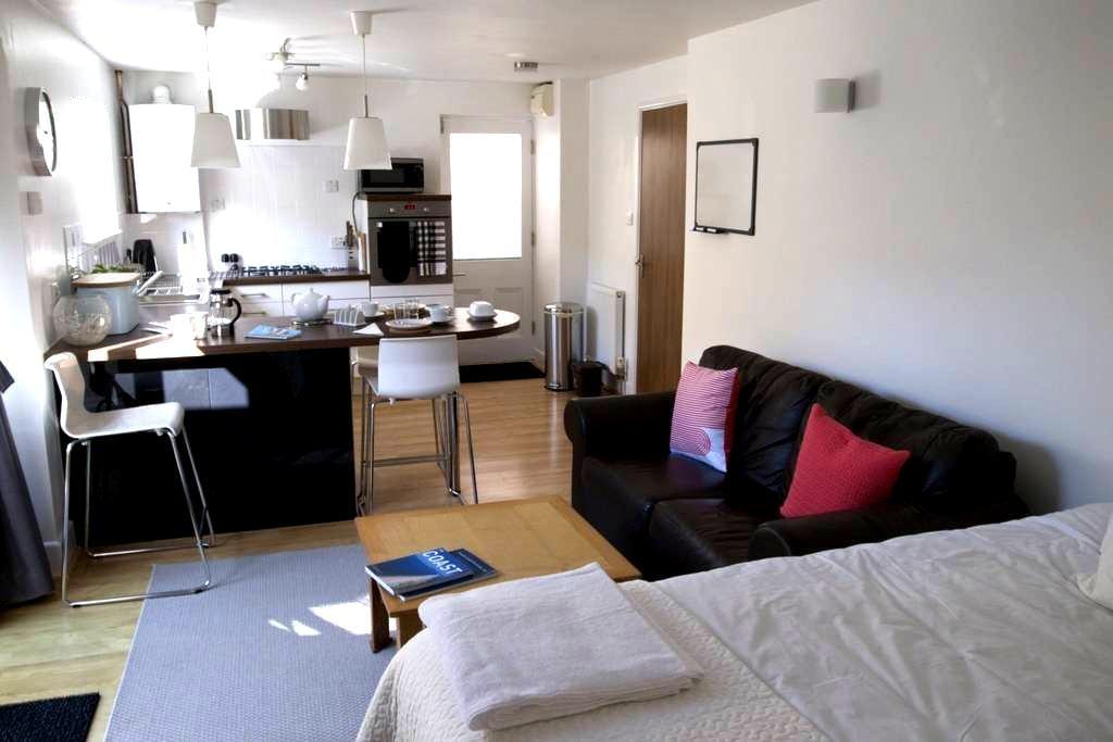 Modern studio apartment - Суонедж - Квартира