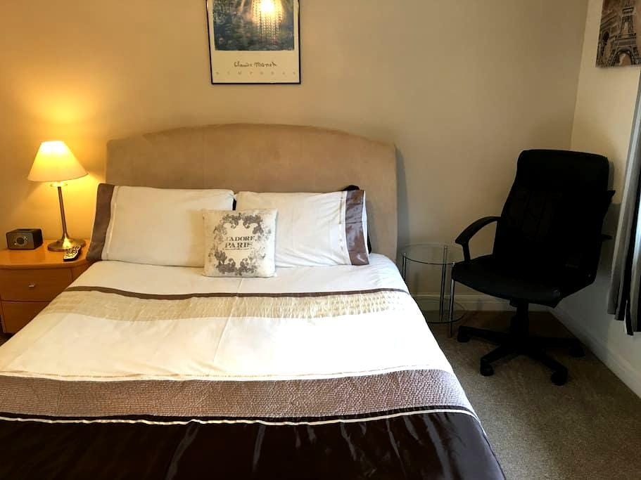 Very Popular Kingsize Room & Private Ensuite - Ascot - Casa