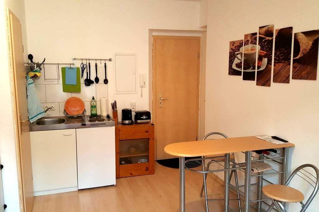 One Room Studio Apartment Citycente - Würzburg - Apartmen