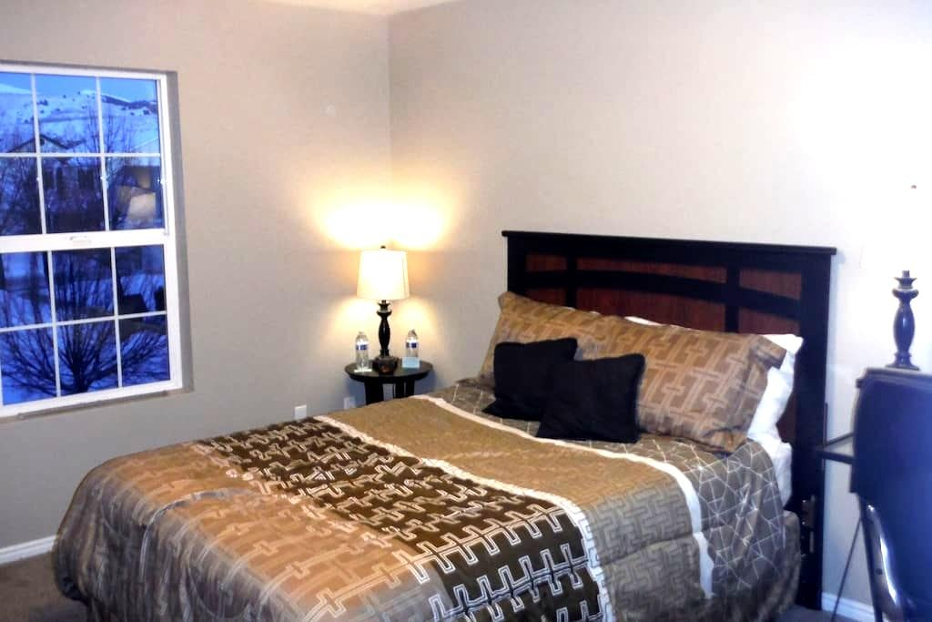 Portneuf Room (Private) - Pocatello - House