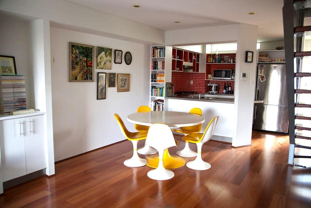 Artsy apartment in Bowen Hills - Bowen Hills - Apartemen