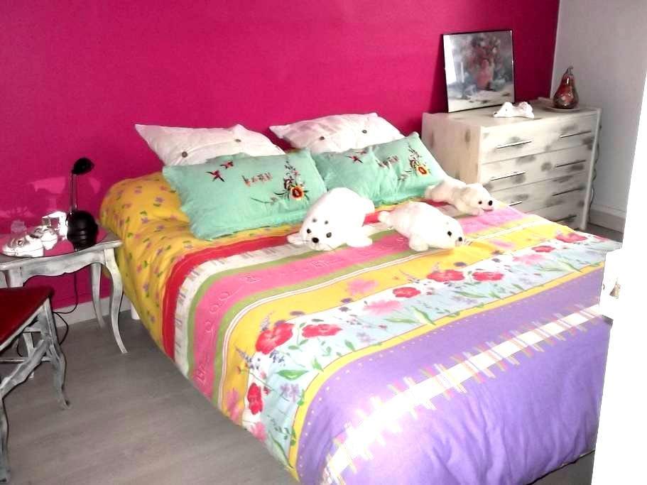 chambre à louer chez l'habitant - Orthez - Bed & Breakfast