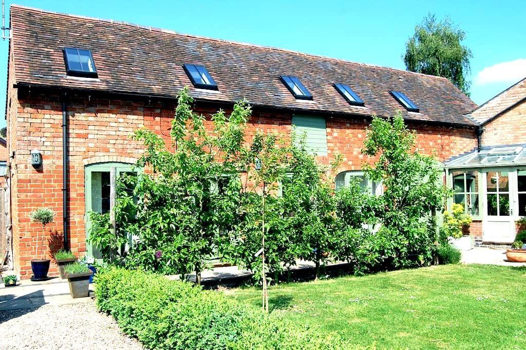 Coach House Barn, Defford,Worcester - Defford - Dům
