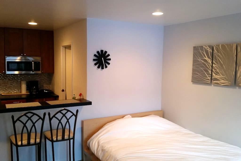 Small studio truckee, Tahoe donner - Truckee - Apartmen