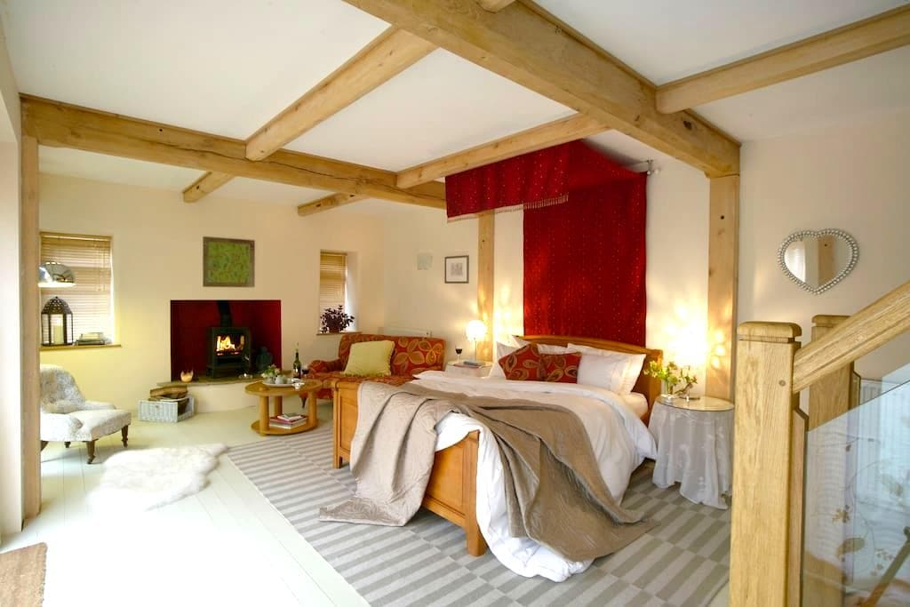 Abbots Lodge Bed and Breakfast - Wigmore - 家庭式旅館