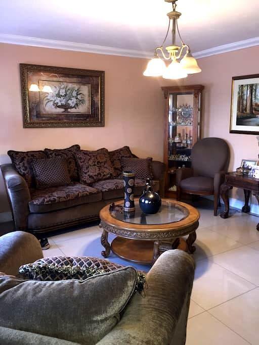 Small room inside the house 2 - Miami - Talo