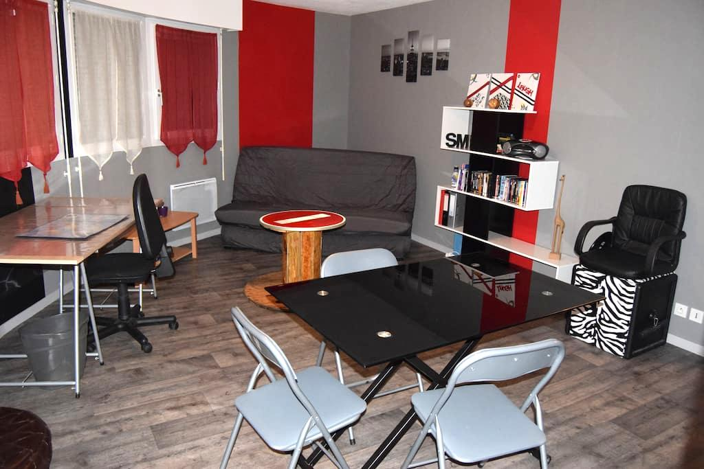 Appartement (50 m2) entre campus et centre ville - ポワチエ - アパート