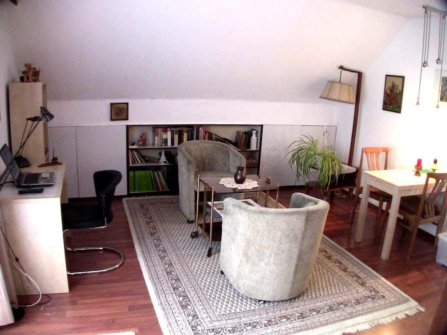 Apartment with balcony and large patio in Kaarst - Kaarst - Apartamento