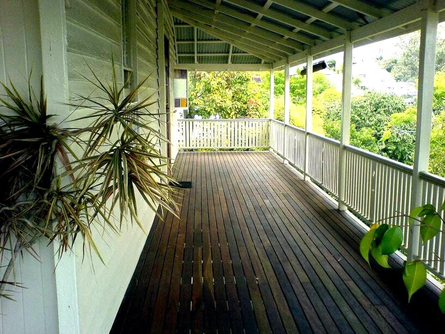 Inner City, Kelvin Grove Double Room - Kelvin Grove - House