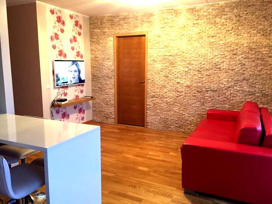 Luxury apartment near to city - Jüri - Apartamento