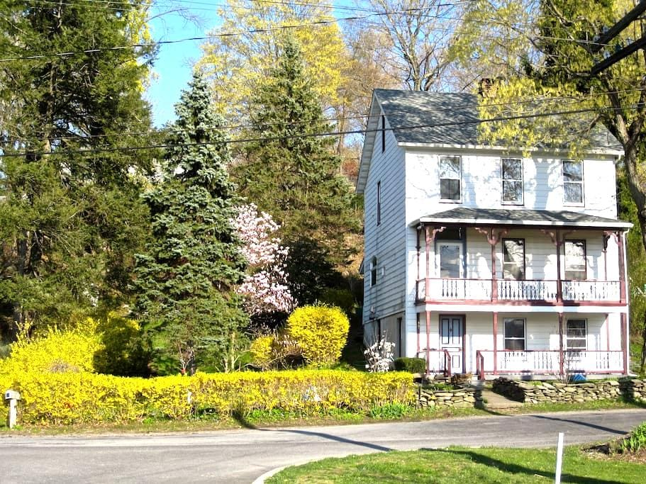 Beautiful Historic House on Hudson - Hyde Park - Rumah
