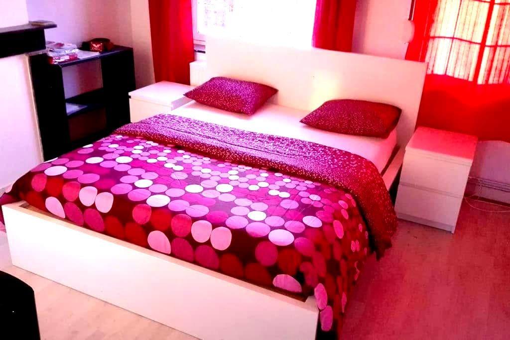 Très belle chambre d'hôte dans un lieu calme - Liège - タウンハウス