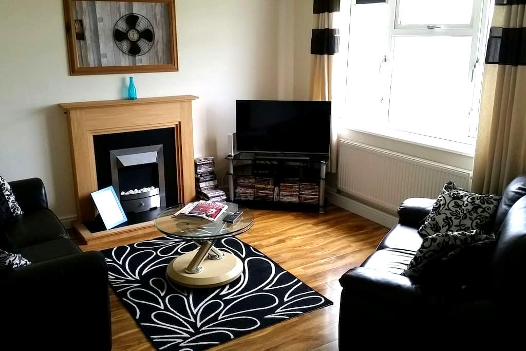 Sunny 2nd floor flat with Balconies - Southampton - Appartement