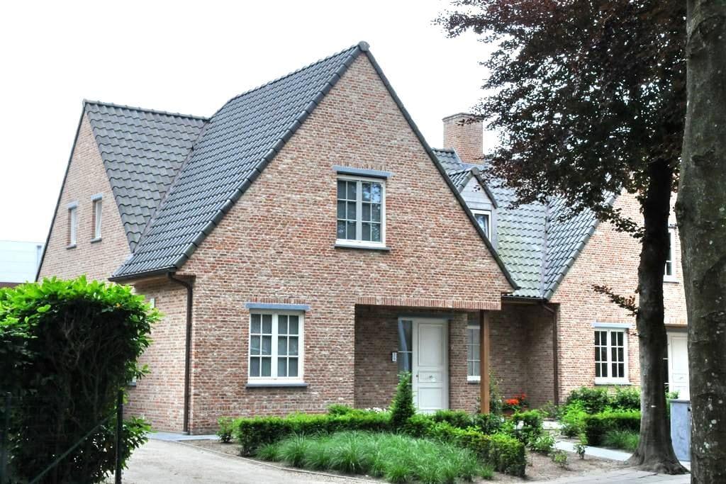 Villa Wood Edge - Hertsberge-Oostkamp - Дом