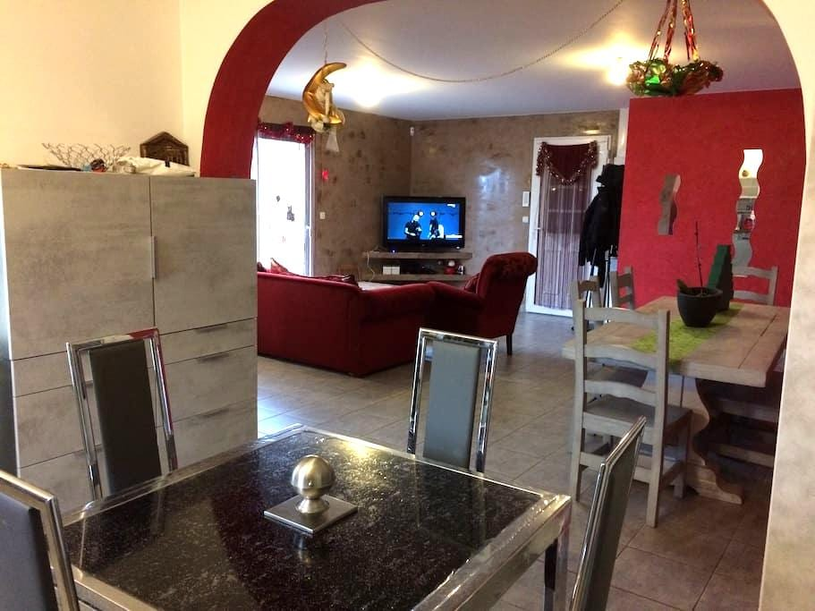 Appartement 136m2 pleine pied - Taponas - Apto. en complejo residencial