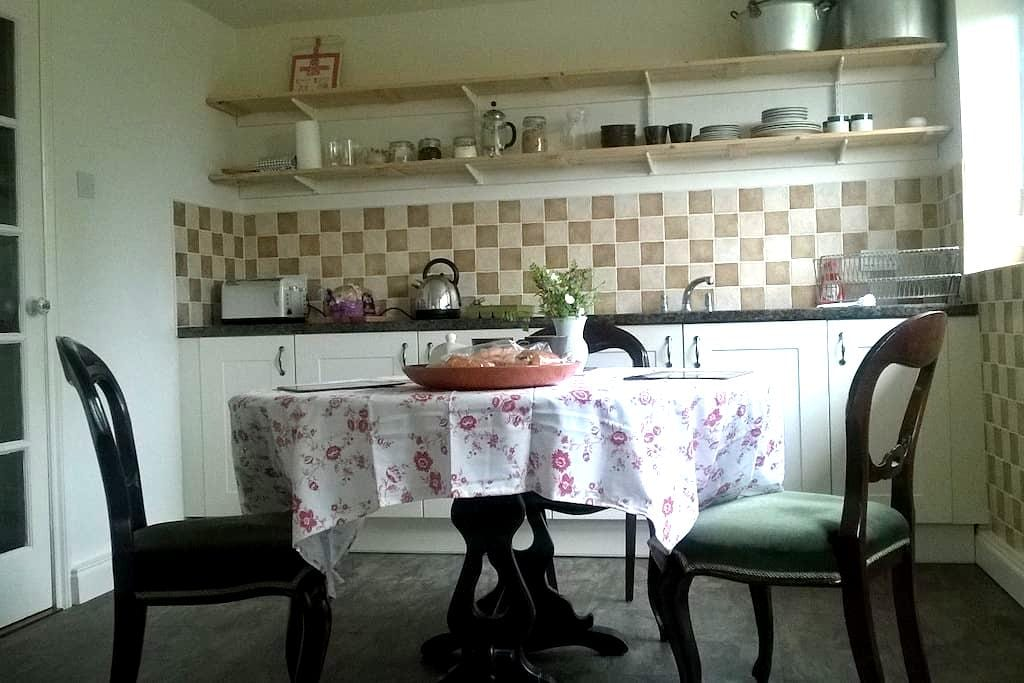 Self contained flat, Newcastle, Durham, Gateshead - Tantobie - Departamento
