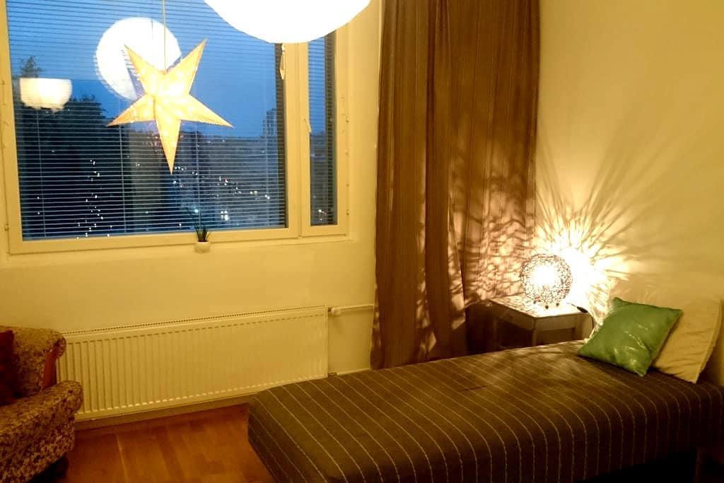 Relax in Hervanta / private bedroom - Tampere - Departamento