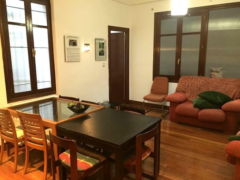 HABITACION EN CENTRO DE BILBAO - Bilbao - Appartement