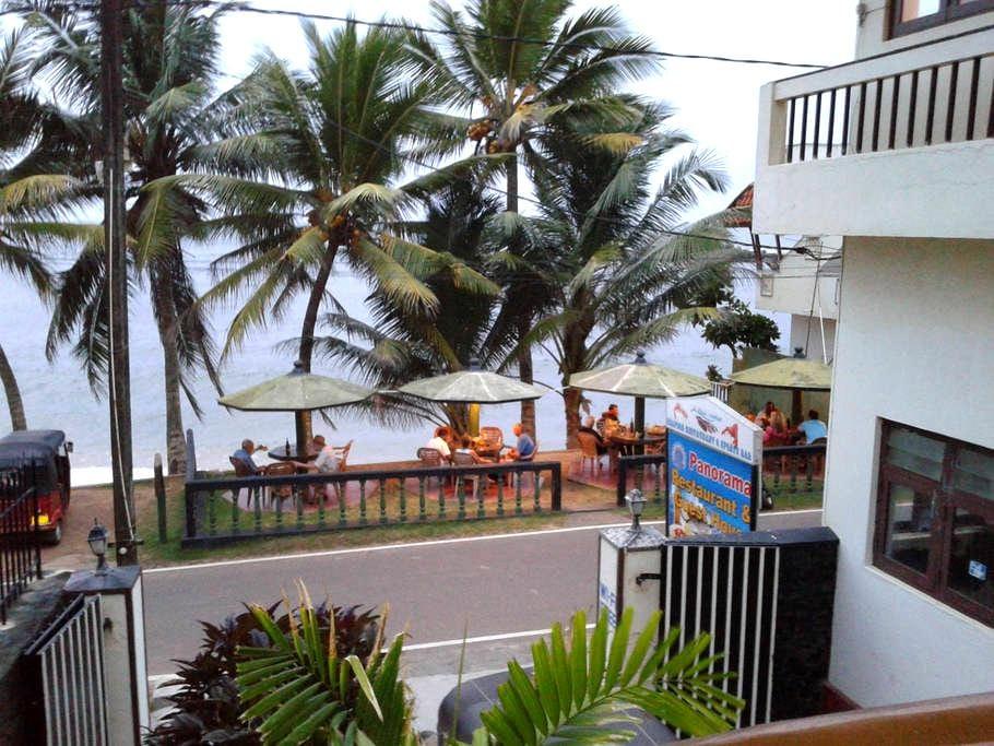 Panorama Guesthouse Apartment - Beruwala - Appartement