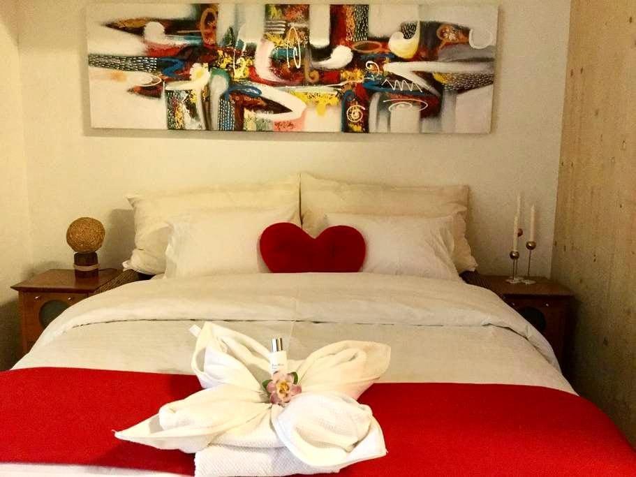 Relaxing Little Hotel with Sauna und Fittness - Wetzikon