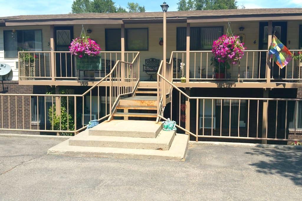 Cedar Springs Condos F1 - Lava Hot Springs - Lägenhet
