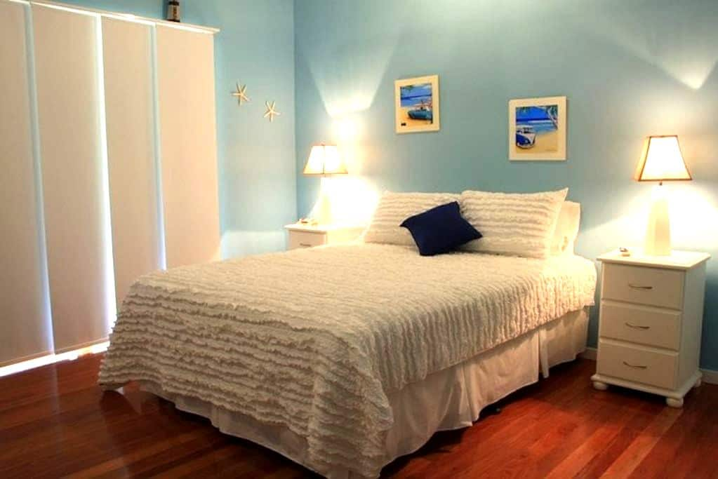 Bush Retreat Bed and Breakfast Room - South West Rocks - Oda + Kahvaltı