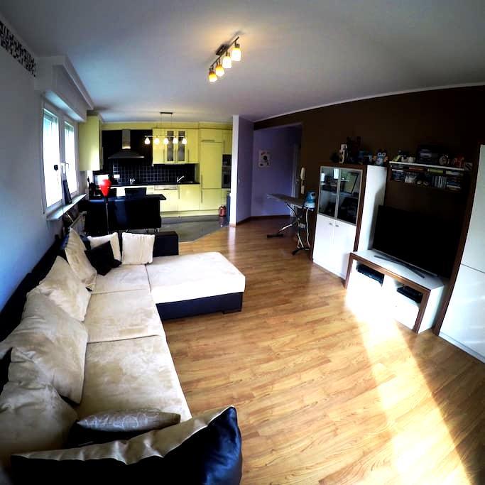 ENTIRE 65m2 Apartment in Mersch - Mersch - Apartemen