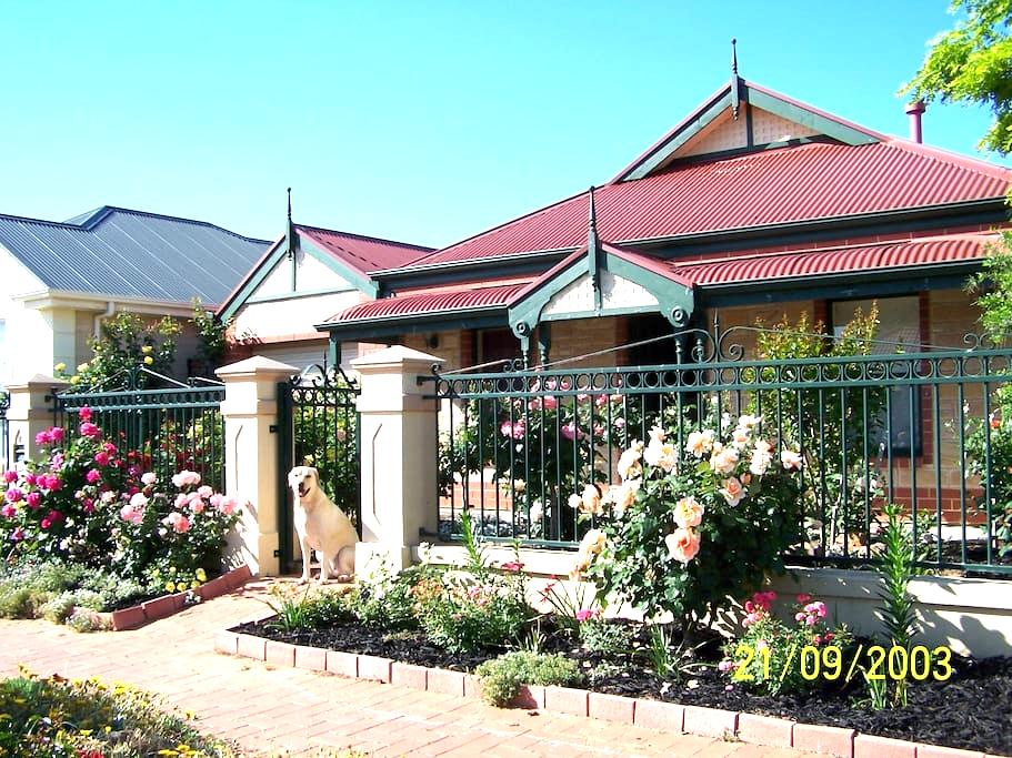 Cottage Green, 5 mins from Adelaide City! - Brompton - Hus