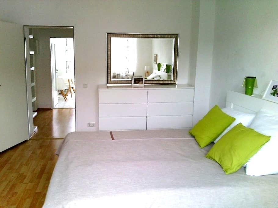 Nahe Kö & HBF - Zentrale Wohnung - Düsseldorf - Apartment